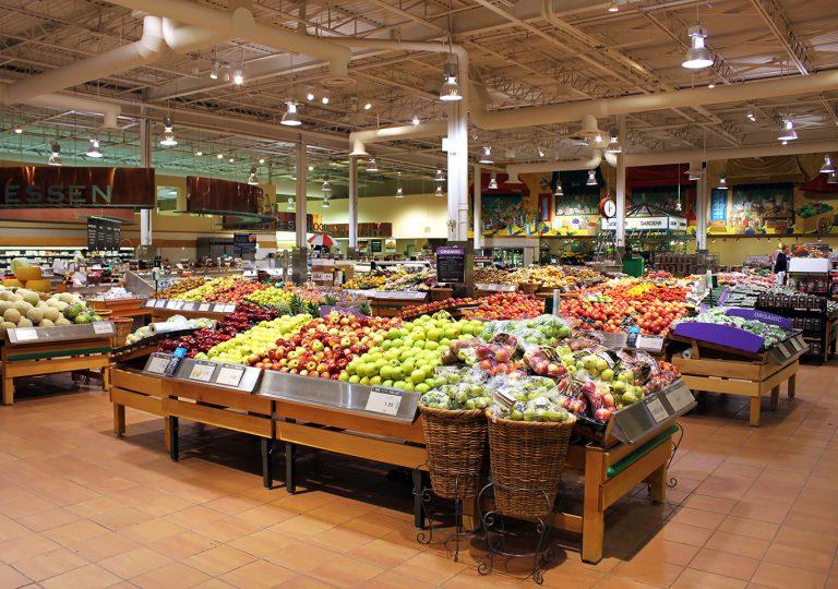 Comercio y Supermercados